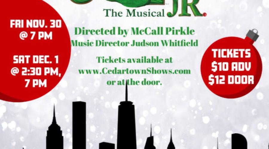 Elf The Musical Jr.!