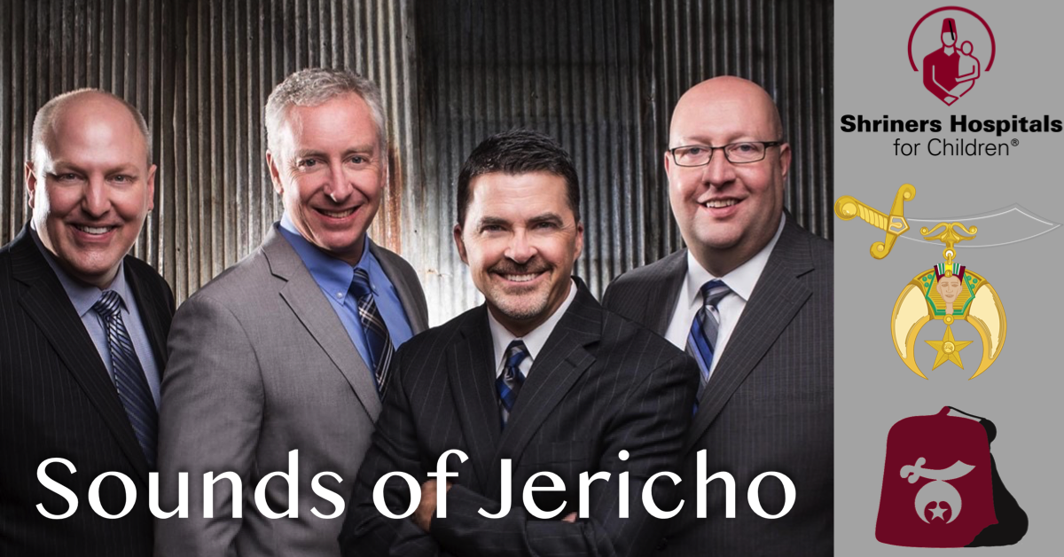 Sounds of Jericho – Sept  28th @ 7 PM  – Cedartown